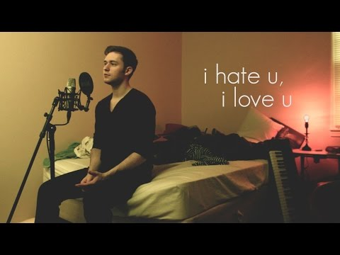 gnash - i hate you i love you ben schuller cover feat olivia o&39;brien