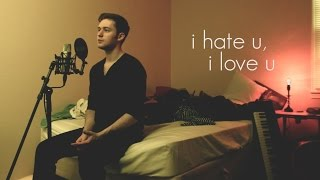 gnash i hate you i love you ben schuller cover feat olivia o brien