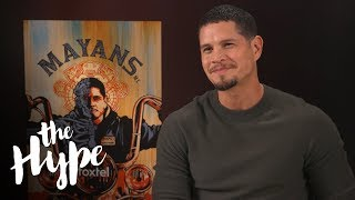 JD Pardo On How He Prepared For His Role In