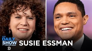"Susie Essman - ""Curb Your Enthusiasm"" Is the Greatest Job Ever 