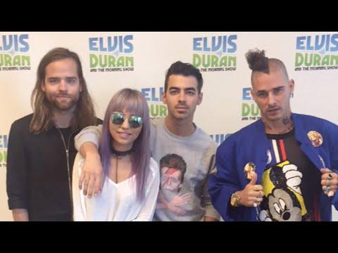 Joe Jonas | Snapchat Videos | September 26th 2016 | ft Kevin Jonas