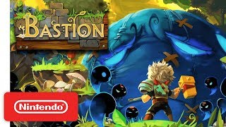 Bastion - Announcement Trailer - Nintendo Switch