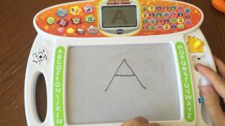 Vtech Write & Learn Creative Center Learning toy magnetic drawing board Pre-k learning Doodler thumbnail