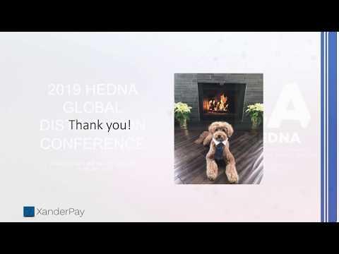 HEDNA 2019 Innov8 Xanderpay Mike Carlo