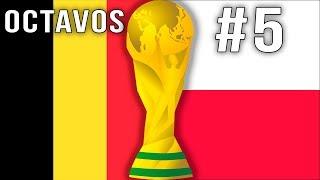 FIFA 18 Octavos Bélgica vs Polonia