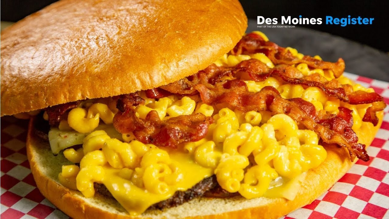 Our food writer breaks down new 2019 Iowa State Fair food!
