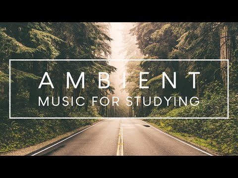 4 Hours of Ambient Study Music To Concentrate - Improve your Focus and Concentra