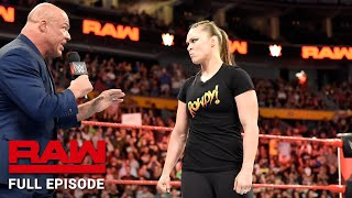 WWE Raw Full Episode, 16 July 2018