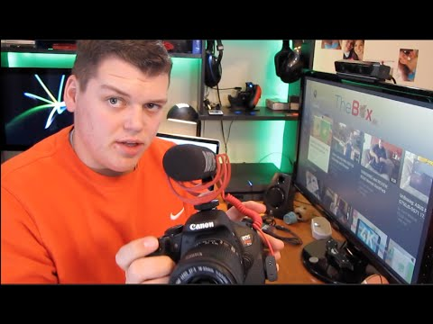 Canon EOS Rebel T5i Video Creator Kit: Unboxing and Review!