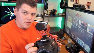 Canon EOS Rebel T5i Video Creator Kit: Unboxing and Review!(NEW VIDEOS EVERY MONDAY!! LIKE and SUBSCRIBE! This is an Unboxing and Review of my very first owned Camera; Canon EOS Rebel T5i Video Creator ..., 2016-02-01T23:20:42.000Z)