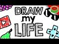 DRAW MY LIFE | Mr. Fruit
