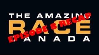 The Amazing Race Canada Season 1 Episode 8 Recap