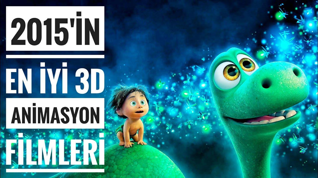 2015 In En Iyi 3d Animasyon Filmleri Top 10 Youtube