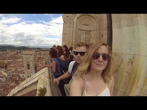 Iceland - Netherlands - France - Italy   Travel Vlog 2016   GoPro Hero3