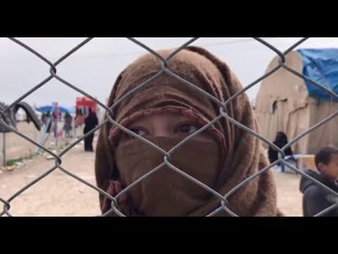 فرنسية منتمية لداعش: غير مرحب بنا في بلداننا  - نشر قبل 11 ساعة