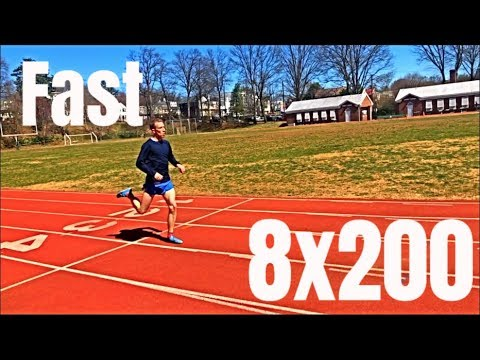BEST SPEED WORKOUT TO IMPROVE YOUR 800m