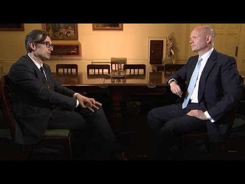 William Hague on why Britain should stay in EU