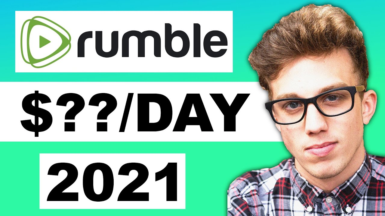 Download How to Make Money with Rumble (2021) | Rumble Tutorial for Beginners