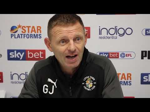 Graeme Jones On The Defeat To Nottingham Forest