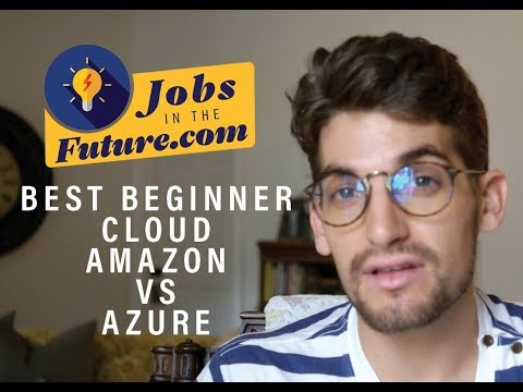 Amazon Web Services (AWS) Vs. Azure (Microsoft) for Beginners