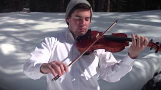 Hey Brother - Violin Cover - Avicii - Nathan Hutson