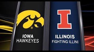Iowa at Illinois: Week 12 Preview | Big Ten Football thumbnail
