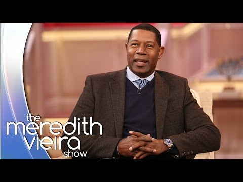 Dennis Haysbert On Playing The First Black President  The Meredith Vieira