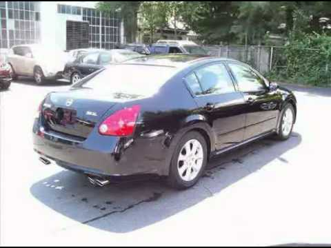 Clay Nissan Newton >> Used Nissan Maxima Ma Mass 2008 Located In Boston At Clay