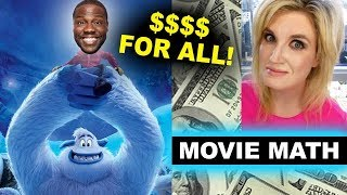 Box Office for Night School, Smallfoot, Venom & A Star is Born