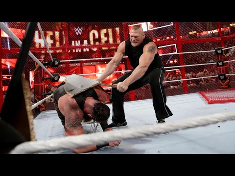 The Real Reason Brock Lesnar Returned At WWE Hell In A Cell 2018