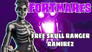 LIVE/ FORTNITE SAVE THE WORLD/NEW FORTMARES UPDATE/FREE SKULL RAMIREZ HERO