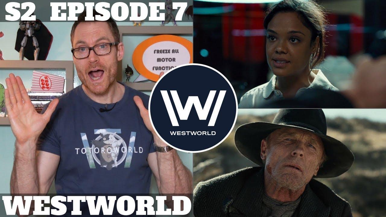 Download WESTWORLD saison 2 épisode 7 : analyse et théories