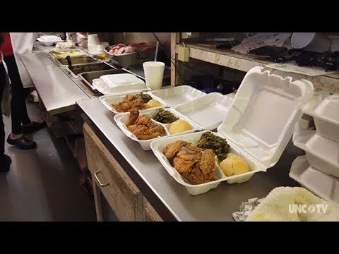 King Chicken Inn in Washington NC  North Carolina Weekend  UNC-TV