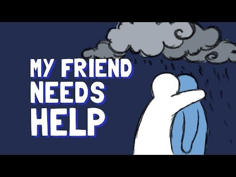 Wellcast How to Help Someone Who is Suicidal