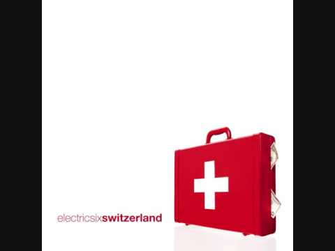 12. Electric Six - Germans In Mexico (Switzerland)