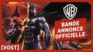 Batman : Bad Blood - Bande Annonce Officielle (VOST) - Disponible en DVD ! streaming