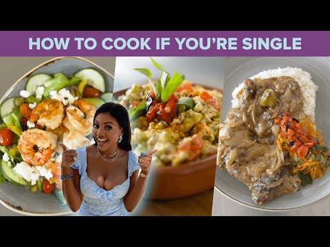How To Cook If You're Single ft. Keturah King