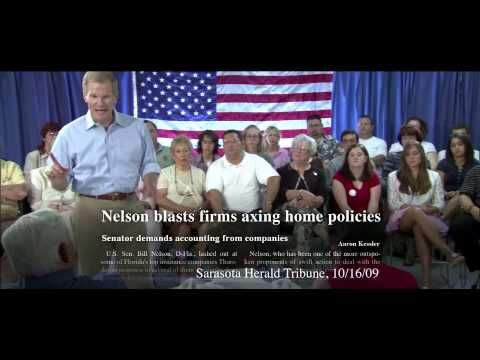 Bill Nelson for U.S. Senate | TV Ad: 40 Years