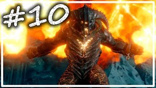 Бой с Балрогом [Shadow Of War #10] | [ULTRA 1440p60]
