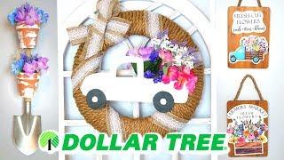 DOLLAR TREE DIY | FLOWER MARKET THEME 🌼