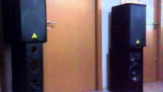 My new speakers BEHRINGER VS 1220