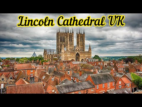 Lincoln Cathedral Church UK 2018 - Travel with CM