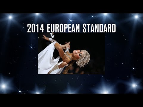 2014 European Standard | The TV Highlight | DanceSport Total