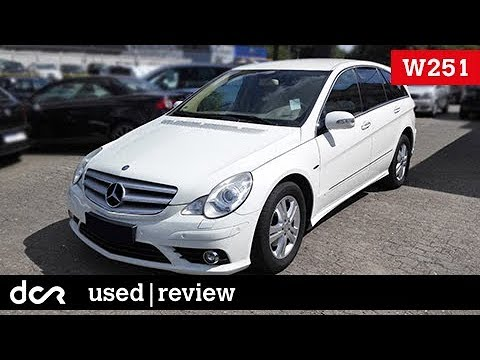 2006 mercedes r class problems