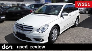 Buying a used Mercedes R-class W251 - 2005-2017, Buying advice with Common Issues