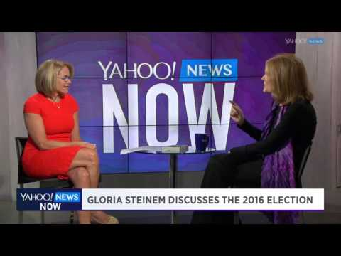 Gloria Steinem on Ivanka Trump, Donald Trump's stance on abortion and the future of the Supreme Cour