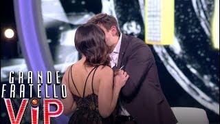 Grande Fratello VIP - Francesco Monte e Giulia Salemi si rincontrano