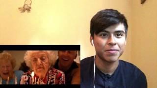 MACKLEMORE FEAT SKYLAR GREY- GLORIOUS (OFFICIAL VIDEO REACTION)!!