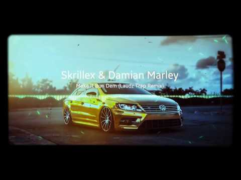 Araba'da Dinlemelik Bass'lı Müzik ( SKRİLLEX )