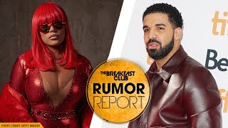 Drake Shoots His Shot at Rapper Stefflon Don on Instagram